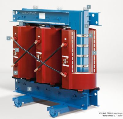 GEAFOL dry-type transformers
