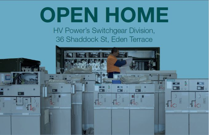 Switchgear Division Open Home