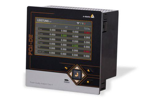 PQI-DE Power Quality Analyser